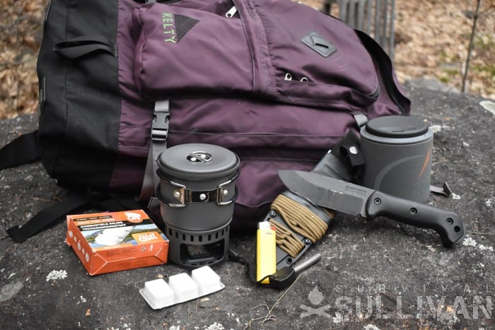 rural bug out bag and some gear